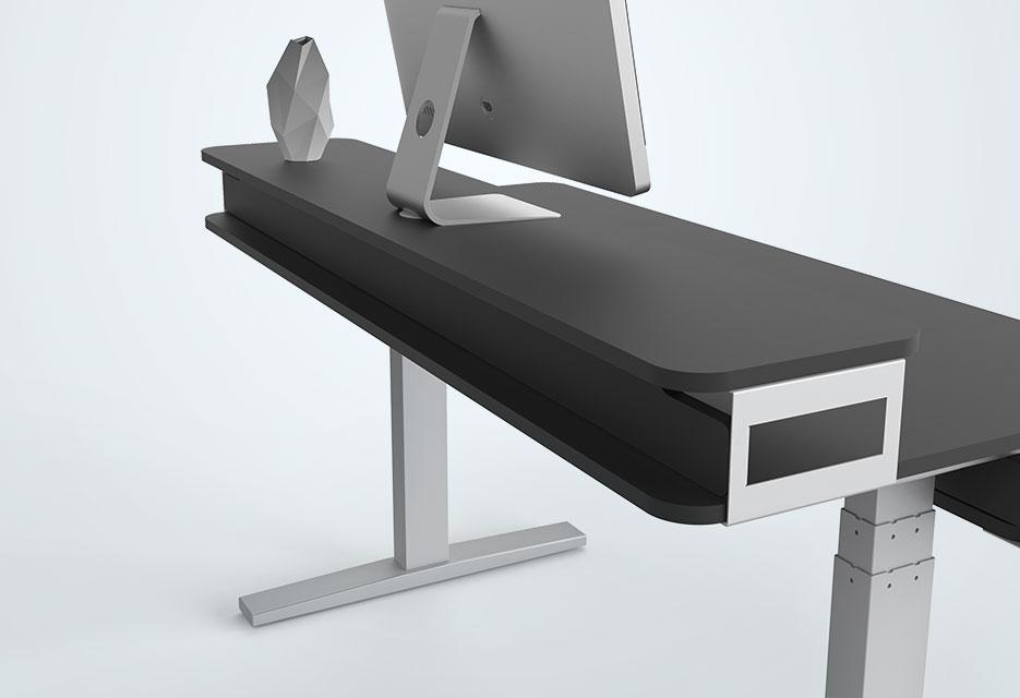 Fantastic Adjustable Height Standing Desks By Nookdesk Download Free Architecture Designs Sospemadebymaigaardcom